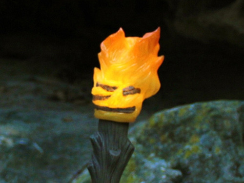 lampara torch in my room antorcha uncle milton original