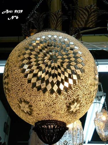 lampara turca colgante 50xx 40 cm