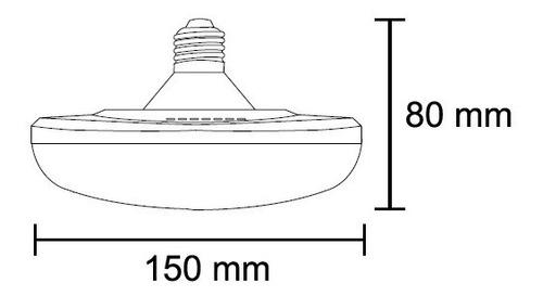 lampara ufo e26 led 18w 4000k ad-ufo-18w