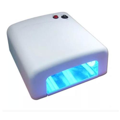 lampara uñas gel pro uv secador - narvaja