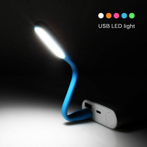 lampara usb led flexible oferta