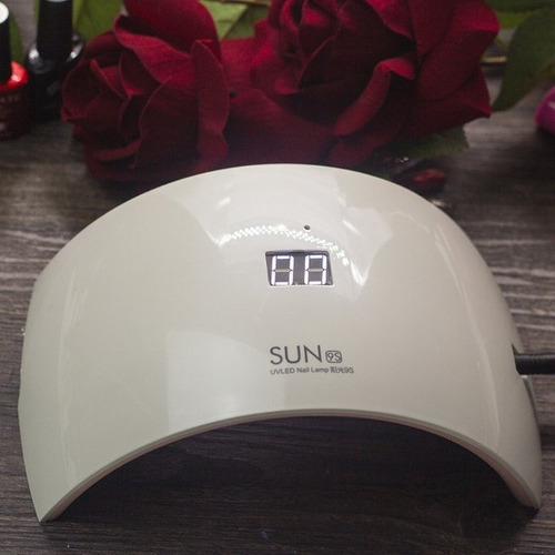 lampara uv led 24w cabina secador uñas en gel premium
