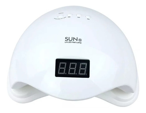lampara uv led  secador uñas profesional en gel premium 48w
