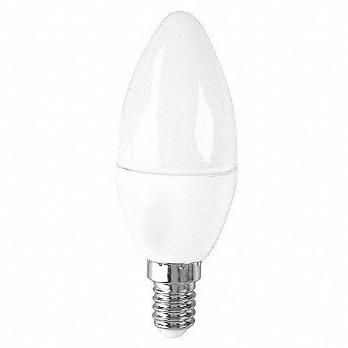 lampara vela led 6w e14 luz cálida 2700k - glowlux - e. a.