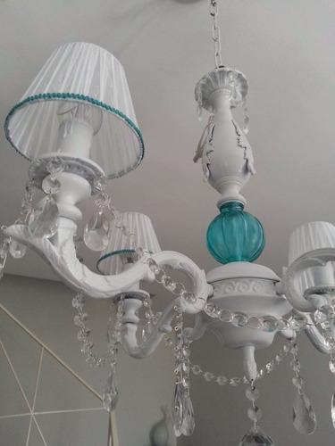 lampara velador costado de sillon