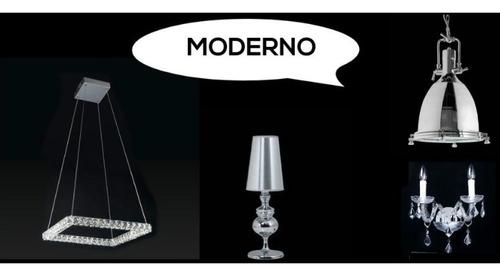 lampara velador de mesa en bronce o platil tulipa vidrio