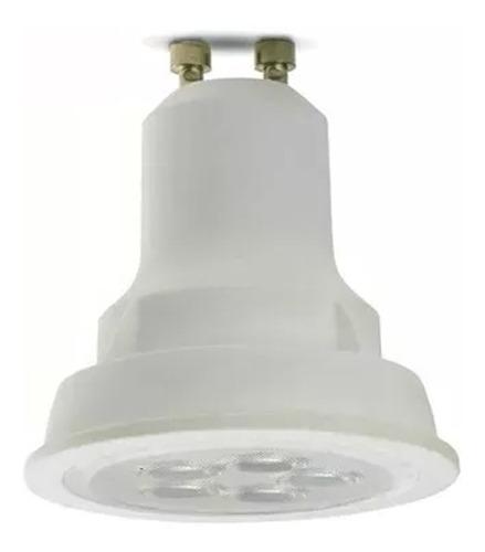lampara verbatim dicroica gu10 4.5 w fría 375 lm