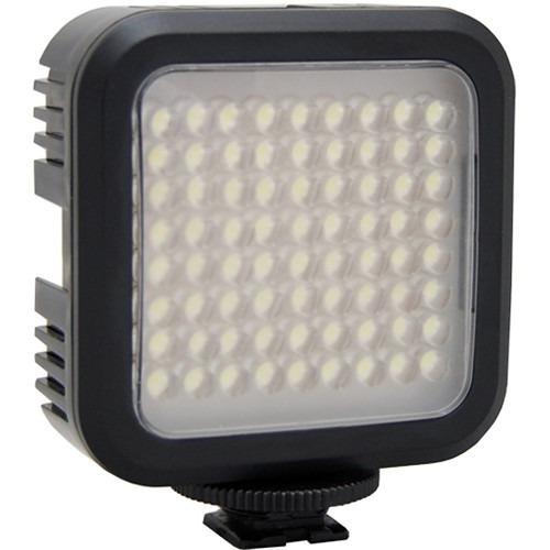lampara video vidpro led70 digital 2 baterias sony ais vbf
