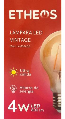 lampara vintage 4w filamento c60