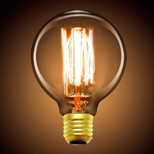 lampara vintage antique dimerizable 24w antigua filamento