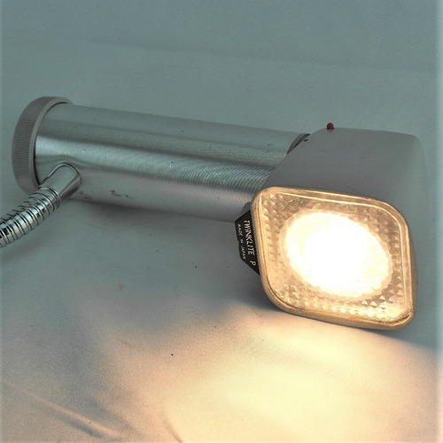 lámpara vintage de camara de mesa tribeca