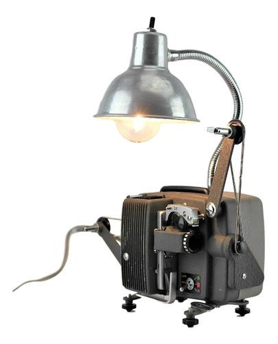 lampara vintage proyector chico yashica japones tribeca