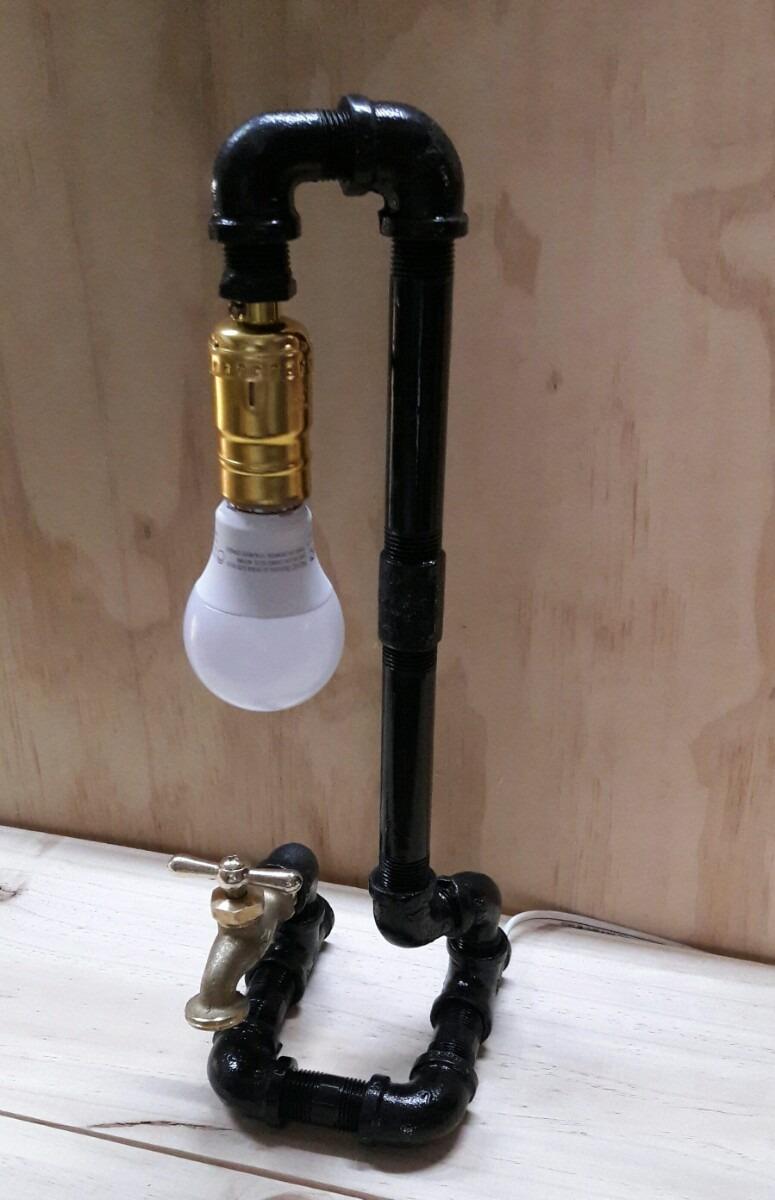 Lampara vintage rustica industrial para interiores 950 - Lamparas de interiores ...