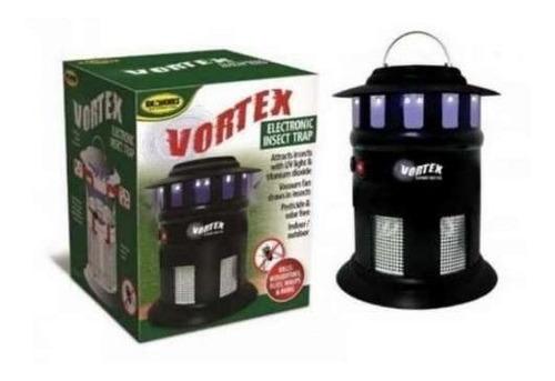 lampara vortex trampa atrapa insectos zancudos silenciosa