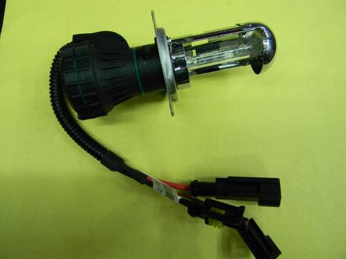 lampara xenon h4 6000 k