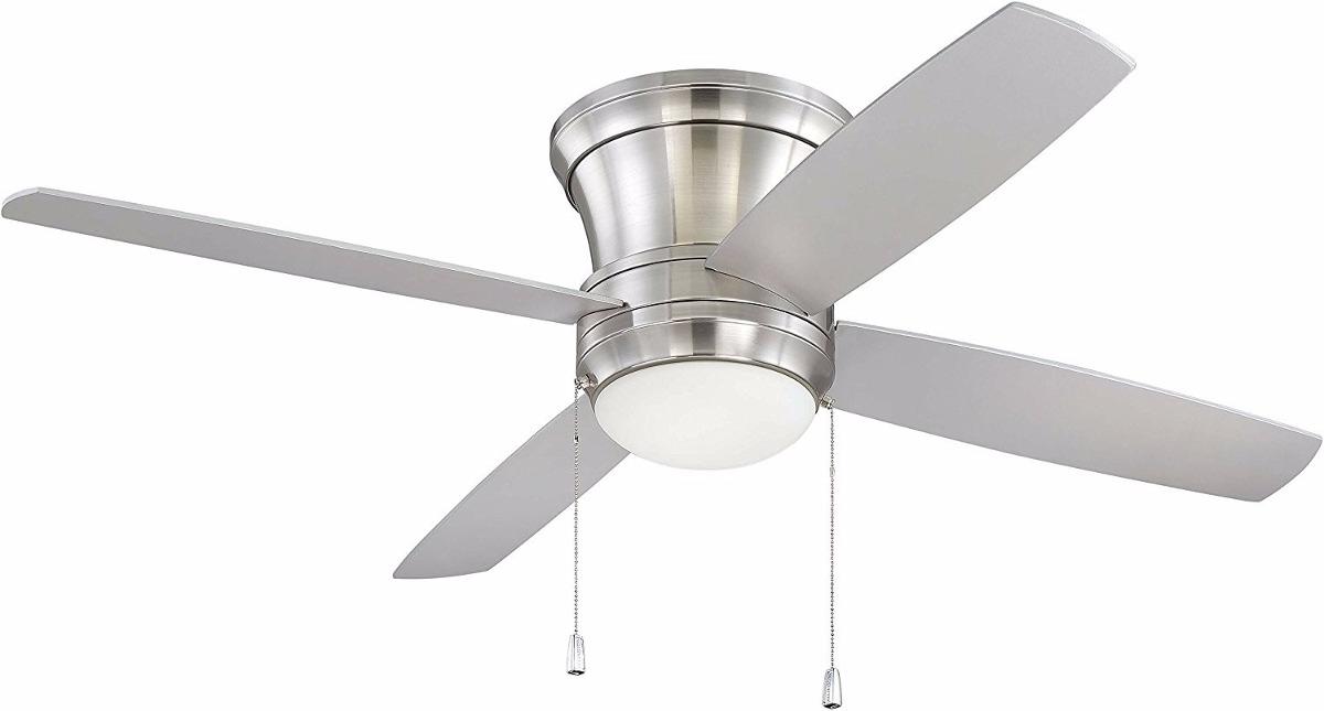 Lampara y ventilador de techo ellington 52 pulg laval - Lamparas de techo ventilador ...