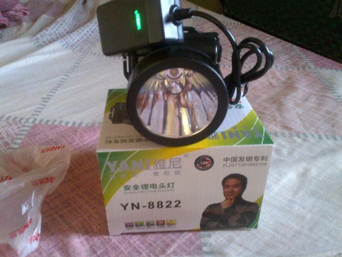 lampara yani linterna 8822 extra fuerte 3 potencia