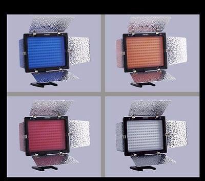 lampara yongnuo yn 160 leds bateria y cargador envio gratis