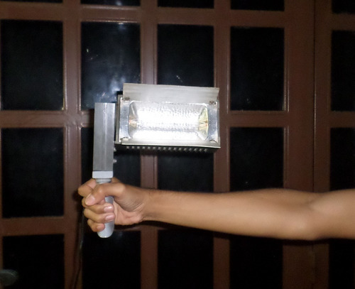 lámpara/reflector profesional kobold