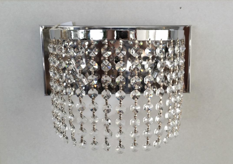 Lamparas apliques de cristal para pared nuevas modernas - Lamparas para pared ...