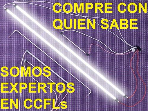 lamparas ccfl tubos backlight repuesto p/pantallas lcd todas