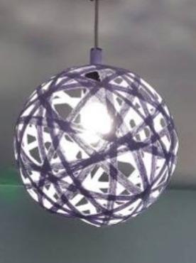 lamparas colgantes de techo decorativas modernas esferas
