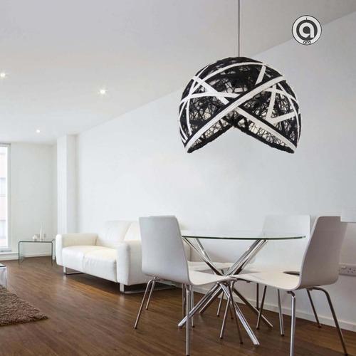 lamparas colgantes de techo decorativas modernas hilo