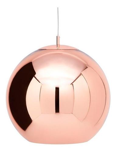 lamparas colgantes leuk moderna tom dixon i cobre 1 luz e27