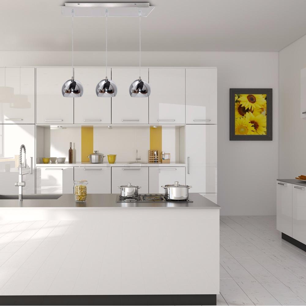 Lamparas cocina led lampara colgante cobre rustica moderno cocina apto led lmpara de techo led - Led para cocina ...