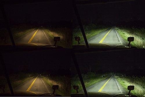 lámparas cree led h4 auto camioneta 12/24 18000 lum 6000k