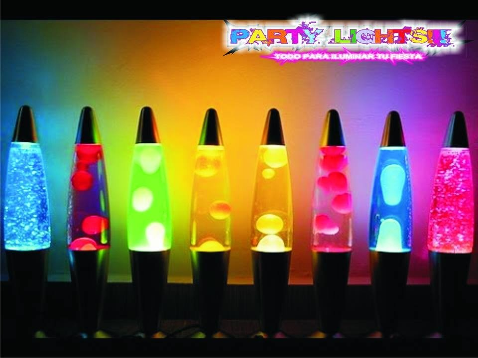 Lamparas de lava de 35cm a un super precio de distribuidor - Precios de lamparas ...