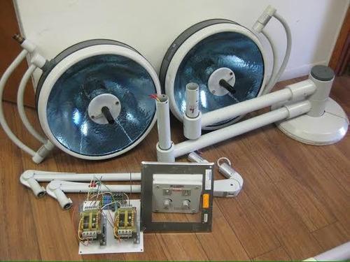 lamparas de quirofano con montura incluida. (exc. condicione