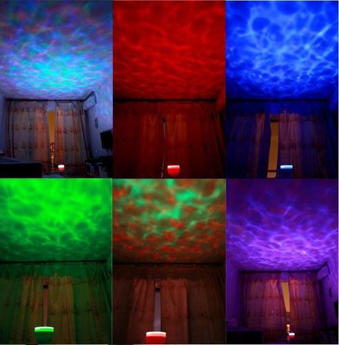 lamparas de relajacion de proyeccion en techo