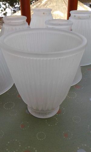 lámparas de repuesto para ventilador de techo (4 unidades)