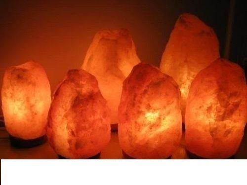 lamparas de sal del himalaya apartir de 8 kilos