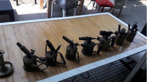 lámparas de soldar antiguas....precio x unidad