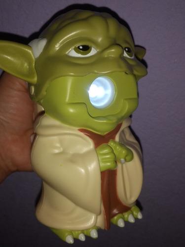 lámparas de star wars darth vader, r2d2, yoda y chubaca