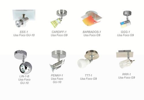 lamparas decorativas, luminarias dirigibles