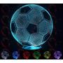 Lampara De Ilusion Optica Luz Led Visualizacion En 3d