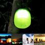 Linterna Solar Inflable Para Actividades En Casa O Fuera