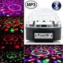 Bola Parlante Mp3 +usb+sd+ Bluetooth +control Magic Ball