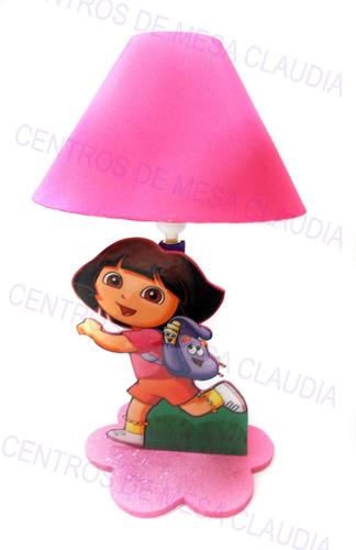 lamparas infantiles, centros de mesa, recuerdos o cotillones