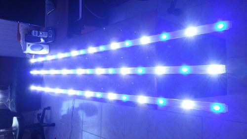 lamparas led para acuarios marinos