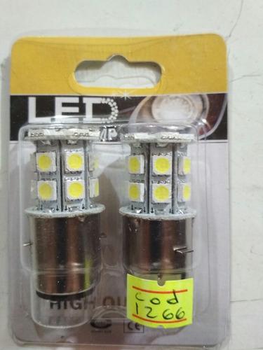 lamparas led para motos
