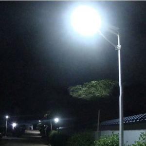 lámparas led solares autónomas con panel solar 30w