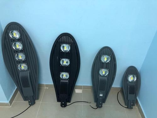 lamparas led tipo cobra para exterior de 50w, 100w, y 150w