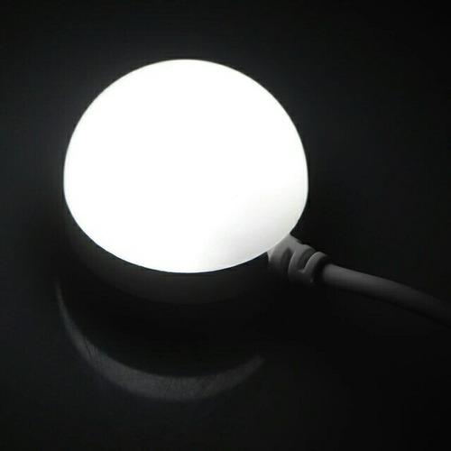 lámparas led usb