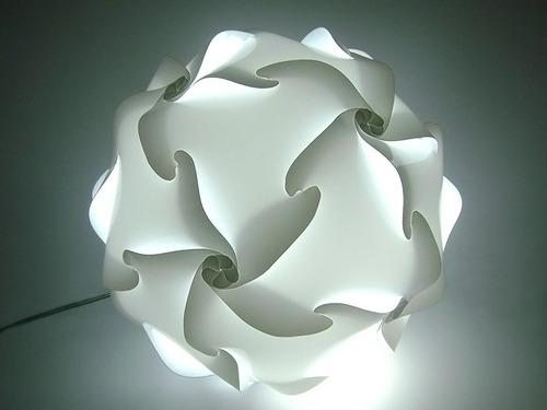 lámparas modernas decorativas diseño de techo económicas