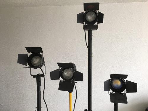 lamparas para cine o foto 650 watts