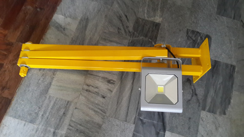 lamparas para muelles de carga
